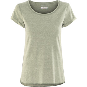 Columbia Trail Shaker Chemise manches courtes Femme, cypress heather